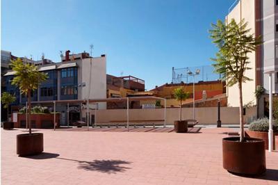 Mobiliario urbano | JARDINERAS REDONDAS