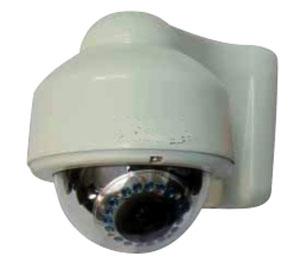CCTV | DOMO FIJO DIA/NOCHE IR 15 MTS PARA EXTERIORES