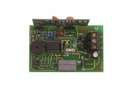Equipos de control | RECEPTOR RADIO ENCHUFABLE 255 USUARIOS A 433 MHZ