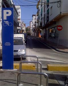 Mobiliario urbano | APARCABICICLETAS UNIVERSAL UNIBICI