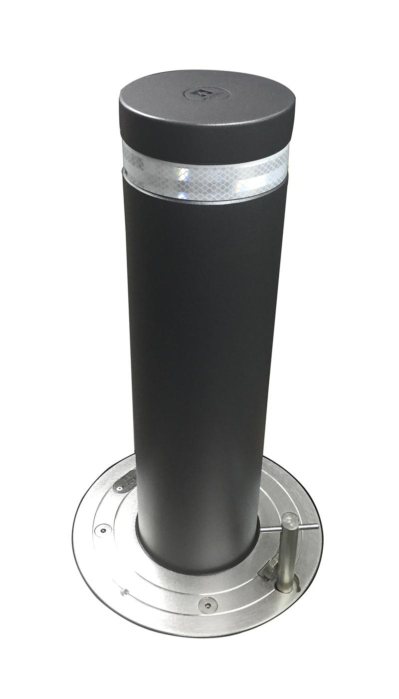 Semiautomáticas | PILONA SEMIAUTOMATICA Ø140X500 GAMA R HIERRO