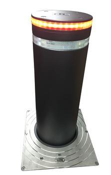 Automáticas | PILONA AUTOMÁTICA HIDRÁULICA Ø220X600 GAMA C HIERRO CON CORONA LEDS