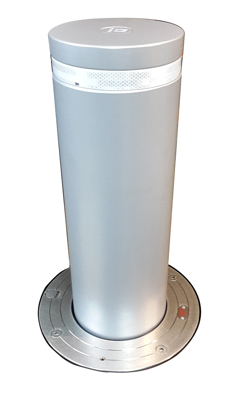 Semiautomáticas | PILONA SEMIAUTOMATICA Ø220X600 GAMA R HIERRO ACABADO ESPECIAL